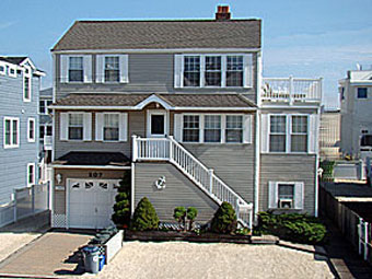 Click here for pictures of 207 and its beach views!