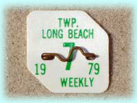 1979 Weekly Badge (East Idaho Collection)